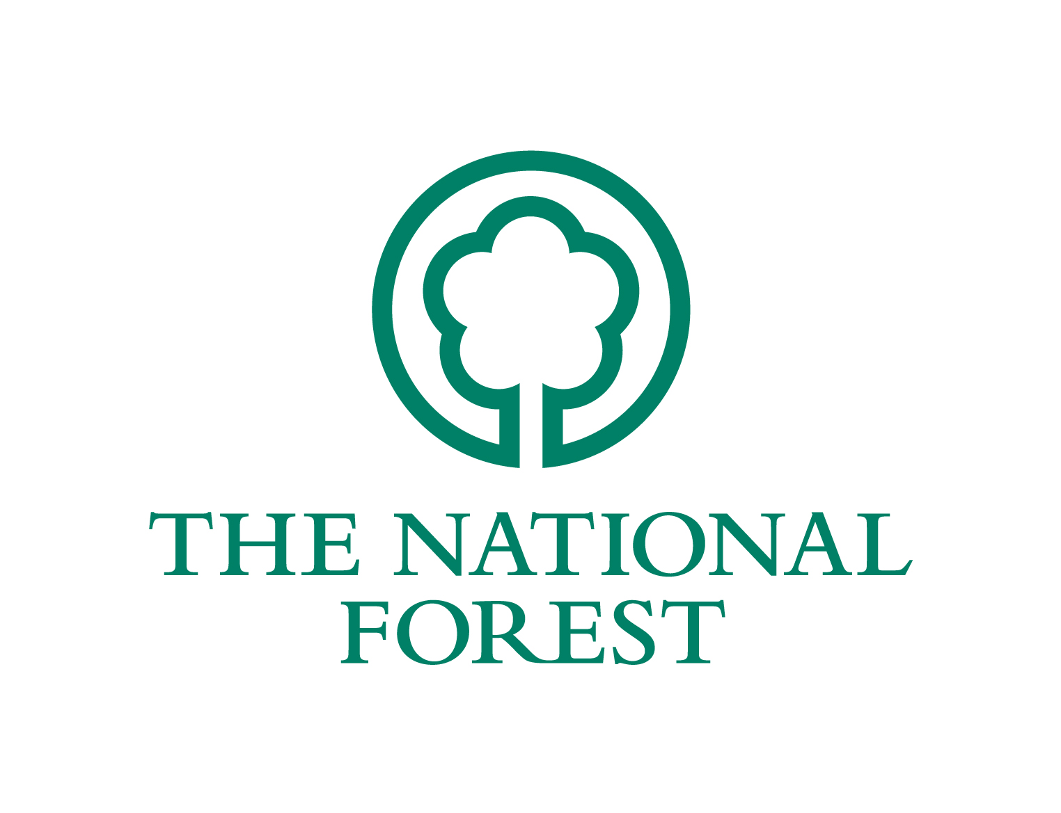 The National Forest green